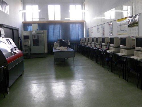 Pracownia obrabiarek CNC