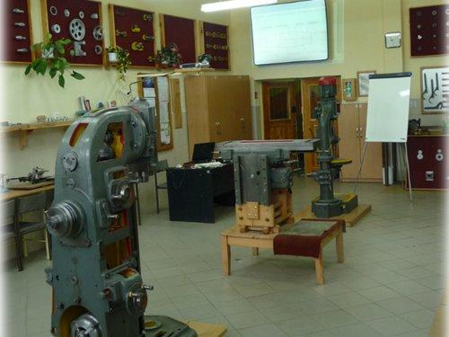 Pracownia podstaw konstrukcji maszyn
