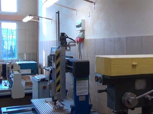 Pracownia ploterów CNC